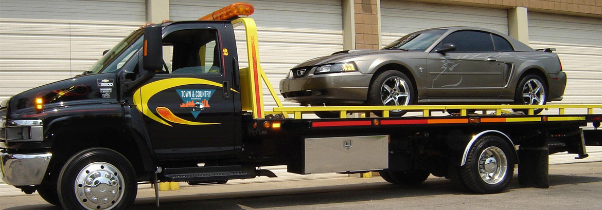 Town and Country Towing