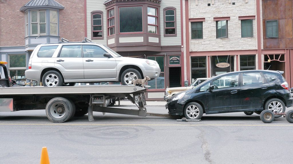 Bouchard Towing