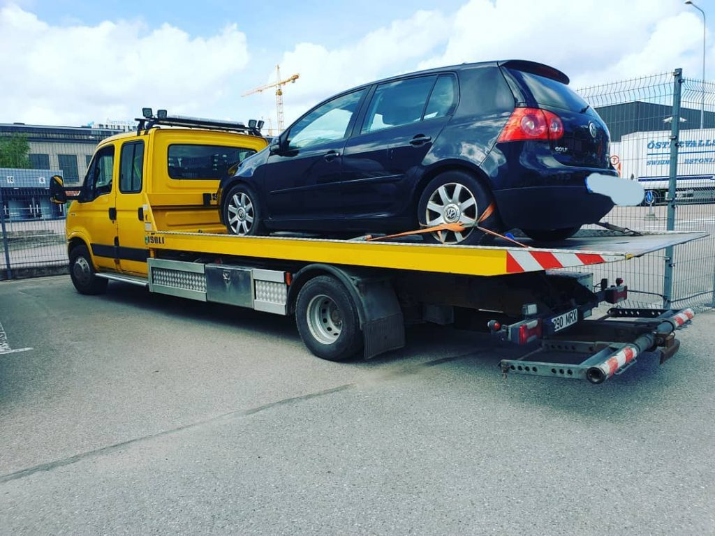 Blessed Towing