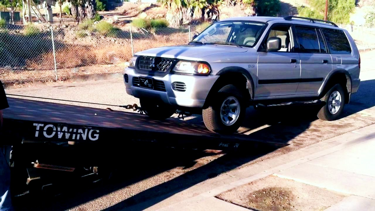 DLP Towing